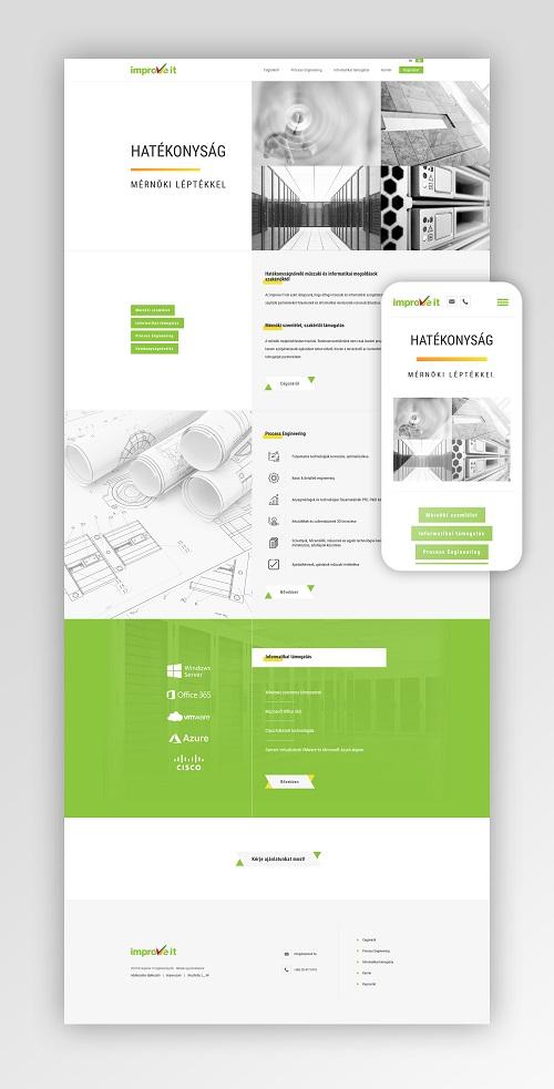 2e02afa134 Alap céges weboldal készítés csomag - Indul a cégem!